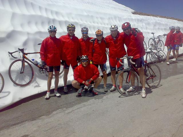 Subida al Pico Veleta – 2010