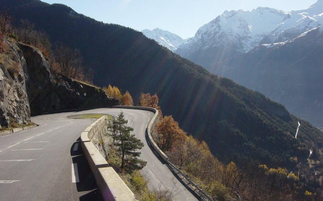 Subida al Alpe DHuez 2005